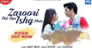 Zaroori Hai Kya Ishq Mein Lyrics Meet Bros