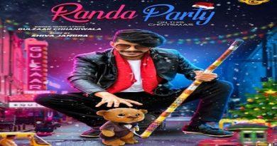 Randa Party Lyrics - Gulzaar Chhaniwala