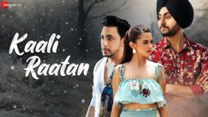 Kaali Raatan Lyrics Manveer Singh