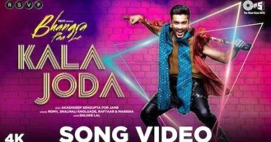 Kala Joda Lyrics Bhangra Paa Le | Romy, Shalmali Kholgade