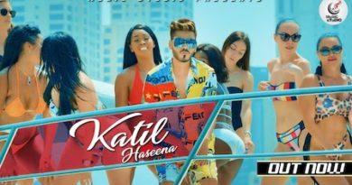 Katil Haseena Lyrics Farhan Sabir | Addy Nagar