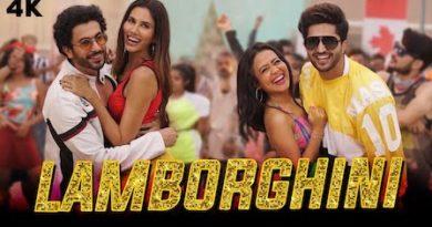 Lamborghini Lyrics Neha Kakkar | Jai Mummy Di
