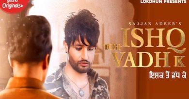 Ishq Toh Vadh K Lyrics Sajjan Adeeb