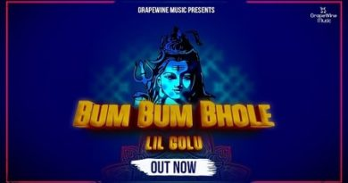 Bum Bum Bhole Lyrics Lil Golu