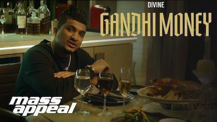 Gandhi Money Lyrics Divine