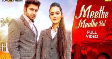 Meethe Meethe Bol Lyrics Vijay Varma
