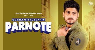 Parnote Lyrics Gurnam Bhullar