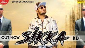 Sikka Lyrics KD
