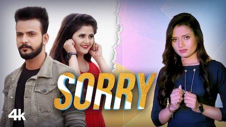 Sorry Lyrics Ruchika Jangid | Anjali Raghav