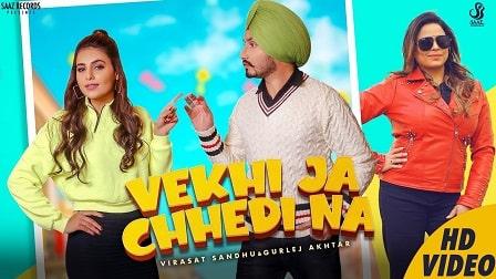 Vekhi Ja Chhedi Na Lyrics Virasat Sandhu Gurlez Akhtar