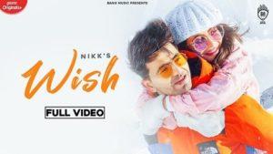 Wish Lyricss Nikk