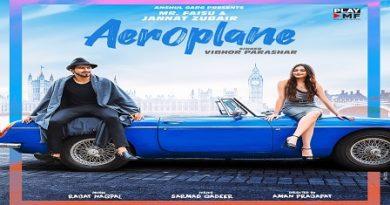 Aeroplane Lyrics - Vibhor Parashar   Faisu & Jannat Zubair