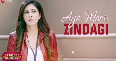 Aye Meri Zindagi Lyrics Babloo Bachelor
