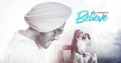 Believe Lyrics Sukh Dhindsa
