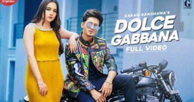 Dolce Gabbana Lyrics Karan Randhawa