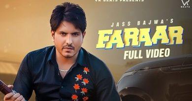 Faraar Lyrics Jass Bajwa