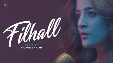 Filhall Lyrics Nupur Sanon