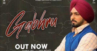 Gabhru Lyrics Babbal Rai