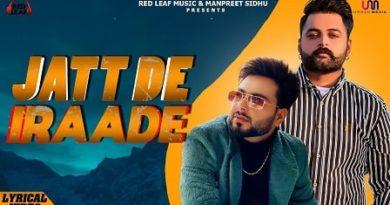 Jatt De Iraade Lyrics Gulab Sidhu