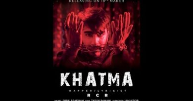 Khatma Lyrics RCR