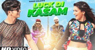 Luck Di Kasam Lyrics Ramji Gulati