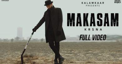 Makasam Lyrics Kr$Na