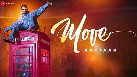 Move Lyrics Raftaar