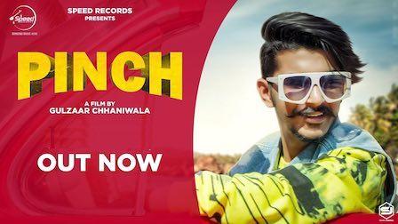 Pinch Lyrics Gulzaar Chhaniwala