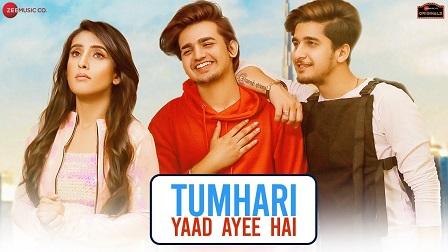 Tumhari Yaad Ayee Hai Lyrics - Palak Muchchal, Goldie Sohel
