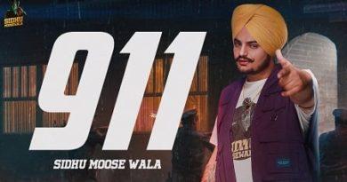 911 Lyrics Sidhu Moose Wala