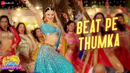 Beat Pe Thumka Lyrics Virgin Bhanupriya