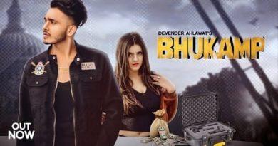 Bhukamp Lyrics Devender Ahlawat