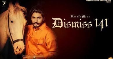 Dismiss-141 Lyrics - Korala Maan