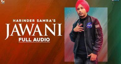 Jawani Lyrics Harinder Samra