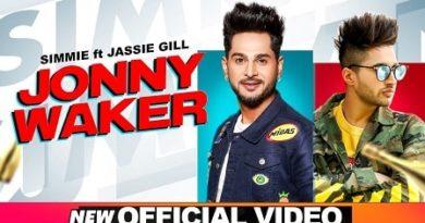 Jonny Waker Lyrics Simmie | Jassi Gill
