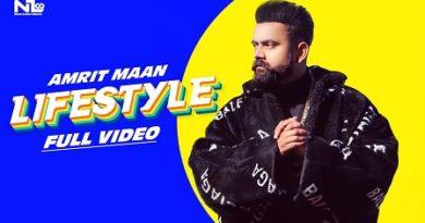 Lifestyle Lyrics Amrit Maan | Gurlej Akhtar