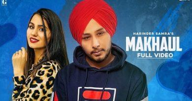 Makhaul Lyrics Harinder Samra