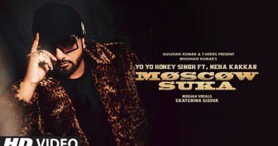 Moscow Suka Lyrics - Yo Yo Honey Singh