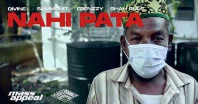 Nahi Pata Lyrics - Divine