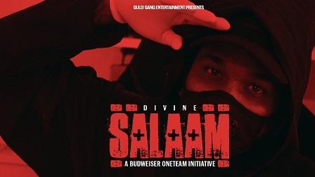 Salaam Lyrics Divine