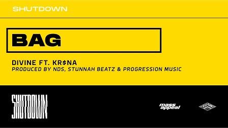 Bag Lyrics - Divine Feat. Kr$Na