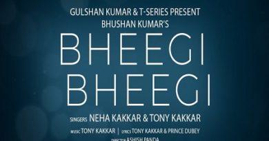 Bheegi Bheegi Lyrics - Neha Kakkar x Tony Kakkar