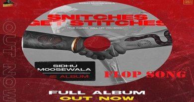 Flop Song Lyrics - Sidhu Moose Wala