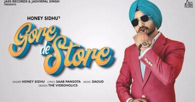 Gore De Store Lyrics Honey Sidhu