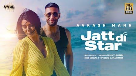 Jatt Di Star Lyrics Avkash Mann