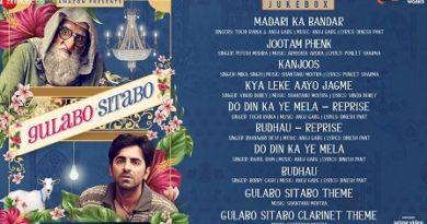 Kanjoos Lyrics - Gulabo Sitabo | Mika Singh