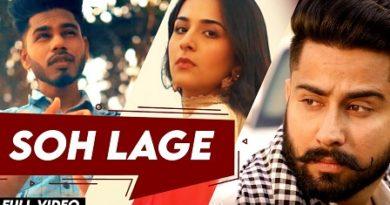 Soh Lage Lyrics - Nav Dolarain   Varinder Brar