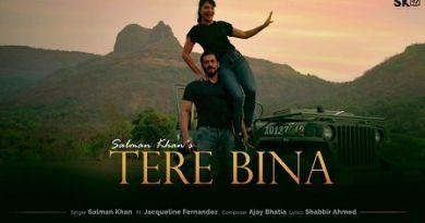 Tere Bina Lyrics - Salman Khan   Jacqueline Fernandez