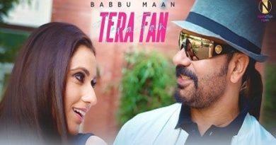 Tera Fan Lyrics Babbu Maan