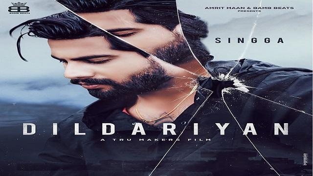 Dildariyan Lyrics - Singga